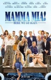 Mamma Mia - Here We Go Again (Pre Book)