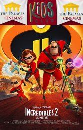 Kids Club - Incredibles 2